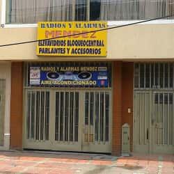 Radios y Alarmas Méndez en Bogotá