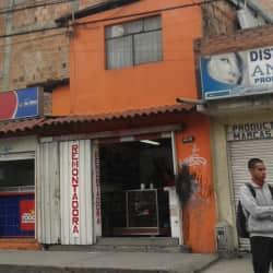 Remontadora Carrera 79 en Bogotá