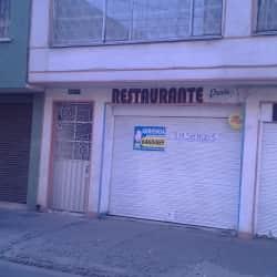 Restaurante Diagonal 45 con 50C en Bogotá