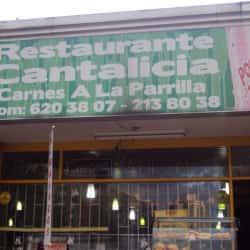 Restaurante Cantalicia en Bogotá