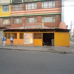 Restaurante Carrera 52A con 27 en Bogotá
