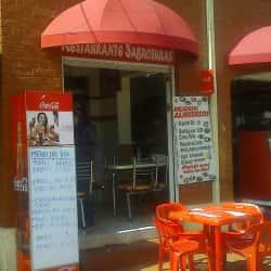 Restaurante Sabrosuras en Bogotá