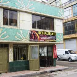 Restaurante Sazón y Carbón Boyacence en Bogotá