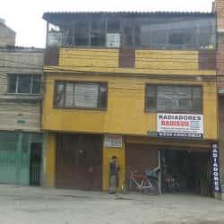 Radiadores Radisur en Bogotá