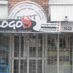 Logos Impresión Digital en Bogotá