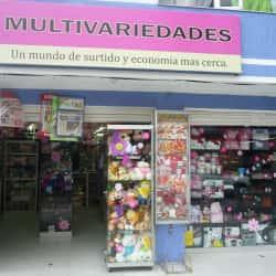 Multivariedades en Bogotá