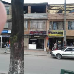 Mr Grille en Bogotá