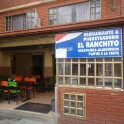 Restaurante Piqueteadero El Ranchito en Bogotá