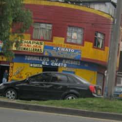 Tornillos y Racores El Chato en Bogotá