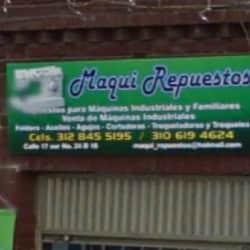 Maqui Restrepo en Bogotá