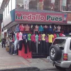 Medallo Pues en Bogotá