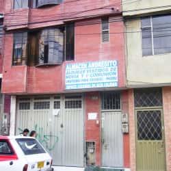 Almacén Andresito en Bogotá