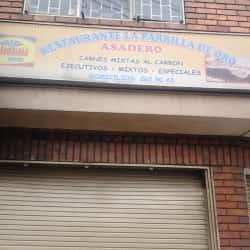 Restaurante La Parrilla De Oro en Bogotá