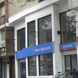 Banco Caja Social BCSC Siete de Agosto en Bogotá