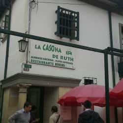 La Casona De Ruth en Bogotá