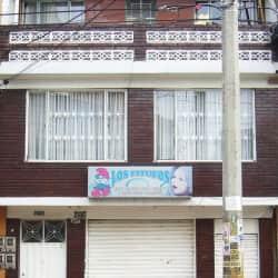 Los Pitufos en Bogotá