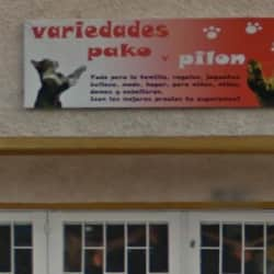 Variedades Pako y Pilon en Bogotá