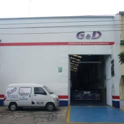 G&D Centro de Servicio Automotriz en Bogotá