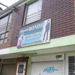Almacén Rondil en Bogotá