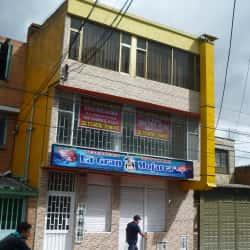 La Gran Mojarra en Bogotá