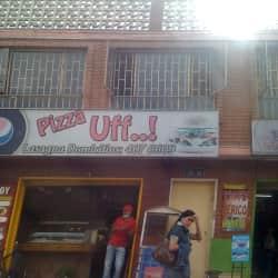 Pizza Ufff en Bogotá