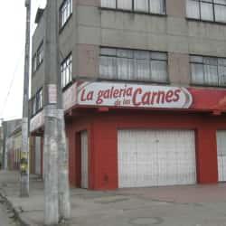 La Galería de las Carnes en Bogotá