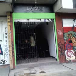 La Fama Bar en Bogotá
