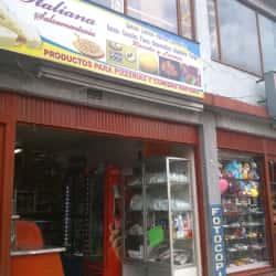 La Italiana Salsamentaria en Bogotá