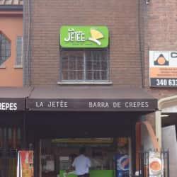 La Jetée-Barra de Crepes en Bogotá