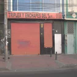 Triplex y Enchapes del Sur EU en Bogotá
