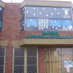 Salón Comunal Altos de la Esperanza 1 en Bogotá