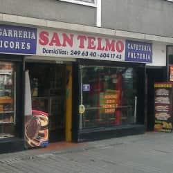 San Telmo en Bogotá