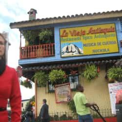 La Vieja Antioquia en Bogotá
