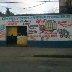Compra y Venta De Materiales Industriales W & J en Bogotá