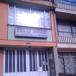 Vidrios Molano en Bogotá