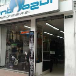 Punto Azul Instrumentos Musicales en Bogotá
