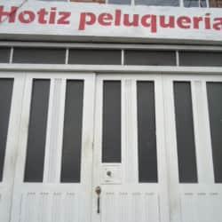 Hotiz Peluquería Calle 8 en Bogotá