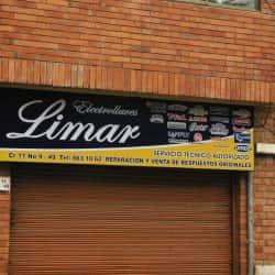 Electrollaves Limar en Bogotá