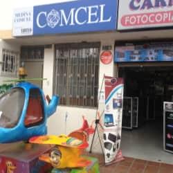 Medina Comcel en Bogotá