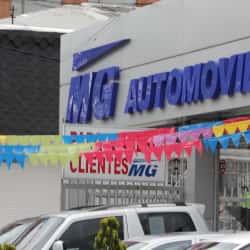 MG Automóviles en Bogotá