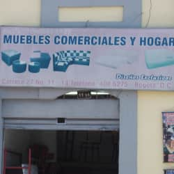 Muebles Comerciales y Hogar en Bogotá