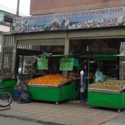 Mercados y Carnes el Porvenir en Bogotá