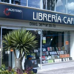 Librería-Café Magisterio en Bogotá