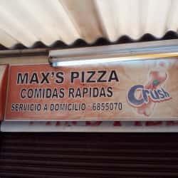 Max's Pizza  en Bogotá