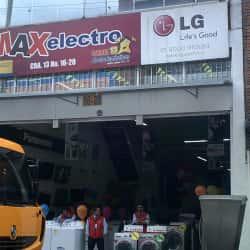 Maxelectro en Bogotá