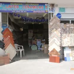 Linter-Cerámicas en Bogotá