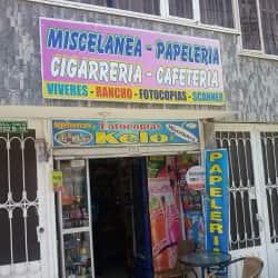 Miscelánea Fotocopias Kelo en Bogotá
