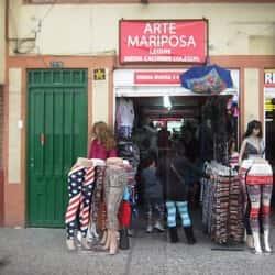 Arte Mariposa en Bogotá