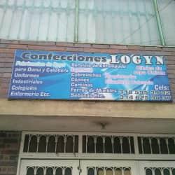 Confecciones Logyn en Bogotá