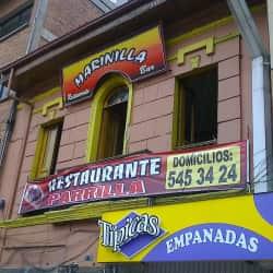 Marinilla Restaurante Bar en Bogotá
